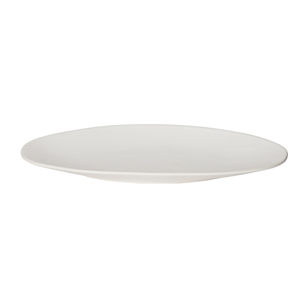 General Eclectic: Freya Large Platter - White