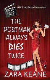 The Postman Always Dies Twice (Movie Club Mysteries, Book 2) by Zara Keane image