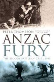 ANZAC Fury by Peter Thompson image