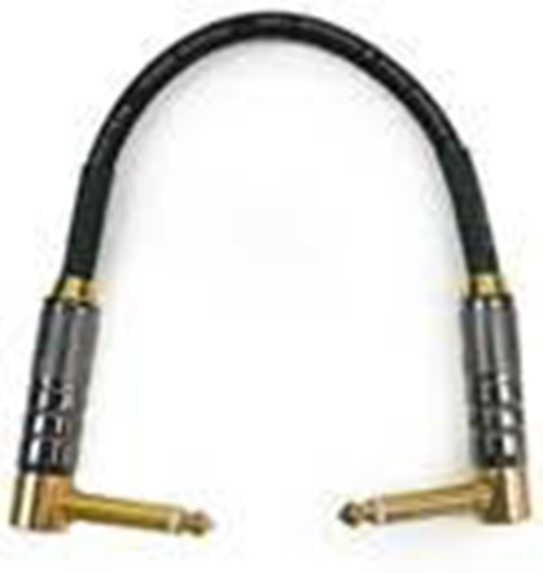 EWI Premium GBAC Professional Guitar / Instrument Patch Cable (2ft)