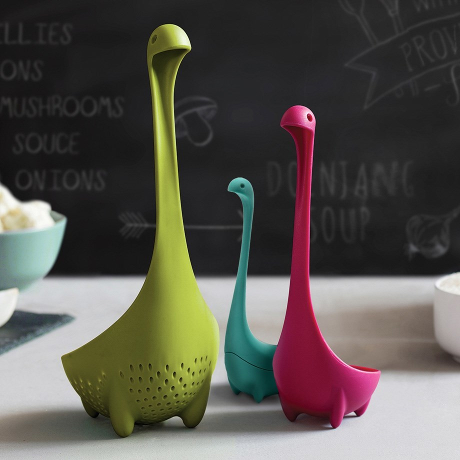 The Nessie Family - Kitchen Utensil Set image