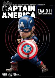 Marvel: Captain America - Egg Attack Action Figure