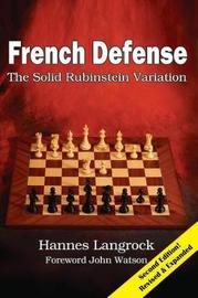 French Defense by Hannes Langrock image