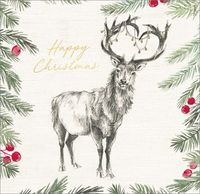 Art Marketing: Boxed Christmas Cards - Happy Christmas