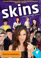 Skins - Complete 4th Series (3 Disc Set) on DVD
