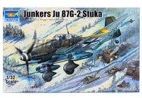 Trumpeter 1/32 Junkers JU-87G-2 Stuka - Scale Model
