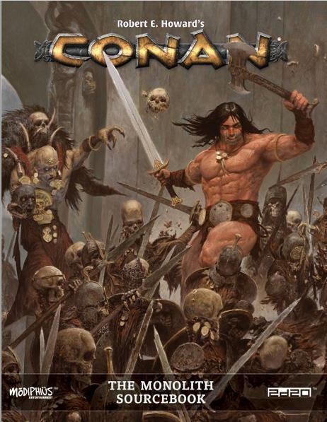Conan: The Monolith Source Book