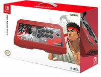 Switch Real Arcade Pro Street Fighter (Ryu) by Hori for Switch