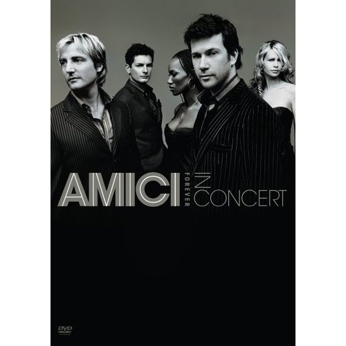 Amici Forever - In Concert on DVD image