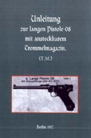 Long Luger Pistol (1917) by Naval & Military Press image