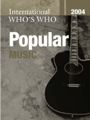 International Who's Who in Popular Music image