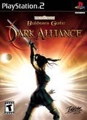 Baldur's Gate: Dark Alliance for PS2