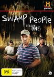 Swamp People - Season 1 on DVD