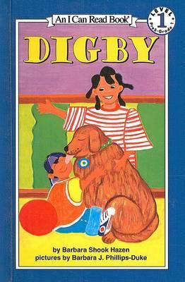 Digby by Barbara Shook Hazen image