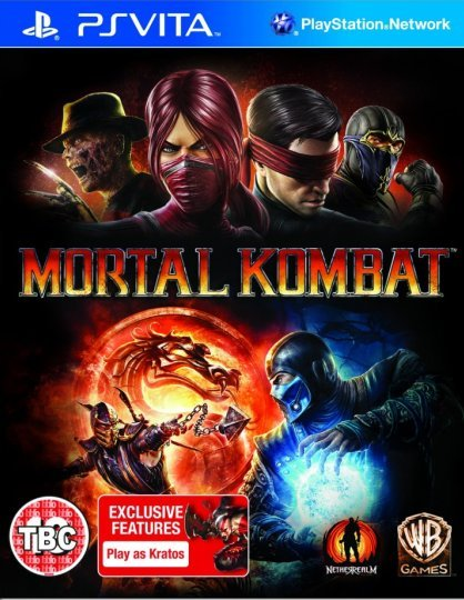 Mortal Kombat for PlayStation Vita image