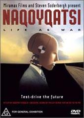 Naqoyqatsi on DVD
