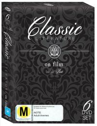 Classic Literature on Film - Volume Two Box Set on DVD