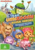Team Umizoomi: Animal Heroes on DVD