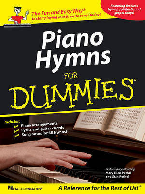 Piano Hymns for Dummies by Hal Leonard Publishing Corporation image