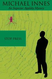 Stop Press by Michael Innes image