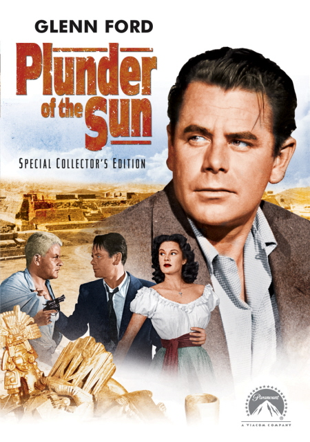 Plunder Of The Sun - Special Collector's Edition on DVD image