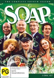 Soap (Season 4) on DVD