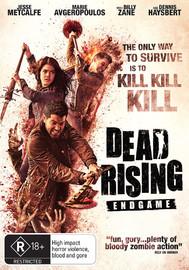 Dead Rising: Endgame DVD