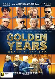 Golden Years DVD