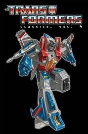 Transformers Classics Volume 4 by Bob Budiansky