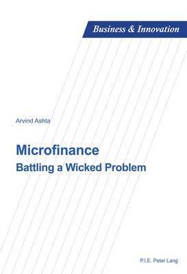 Microfinance by Arvind Ashta image
