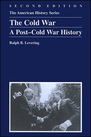 The Cold War by Ralph B. Levering image