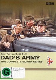 Dad's Army - The Complete 8th Series on DVD image
