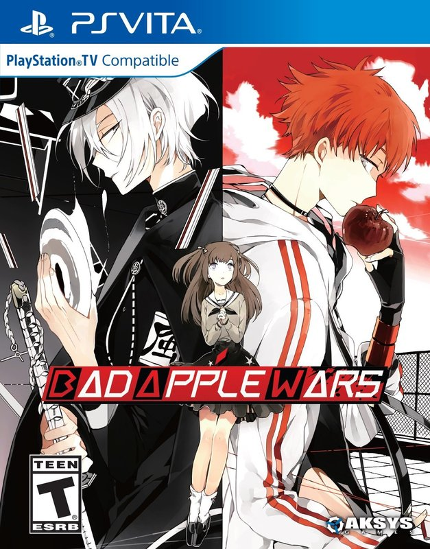 Bad Apple Wars | Vita | Buy Now | at Mighty Ape NZ