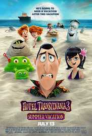Hotel Transylvania 3: A Monster Vacation on DVD