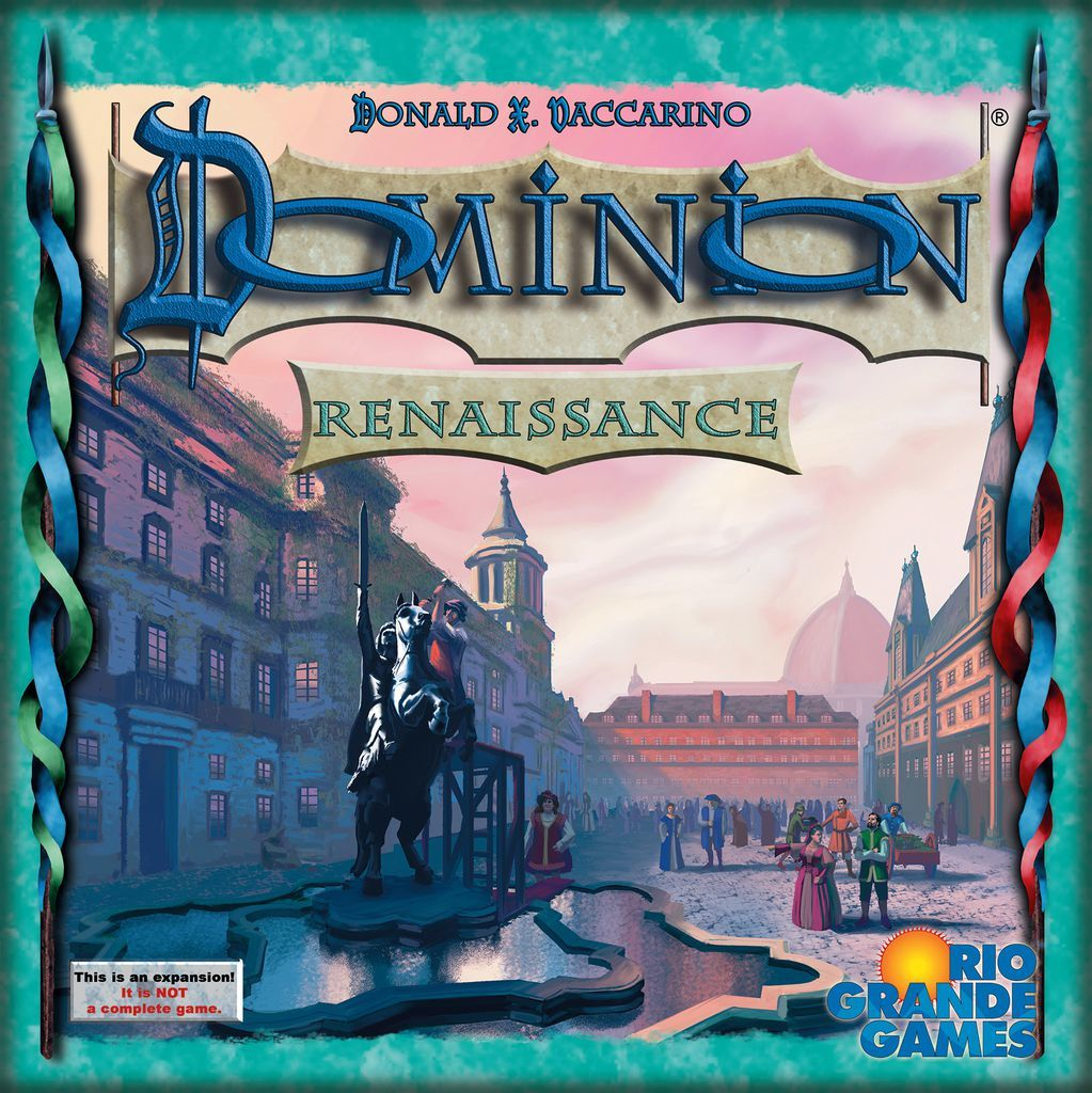 Dominion: Renaissance - Game Expansion image