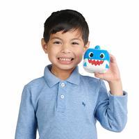 "Baby Shark: 3"" Sound Cube Plush - Daddy Shark image"