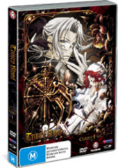 Trinity Blood - Chapter 1 on DVD