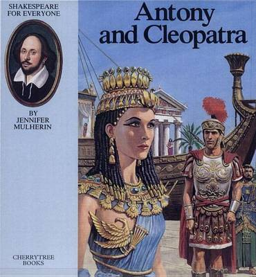 Antony and Cleopatra by Jennifer Mulherin image