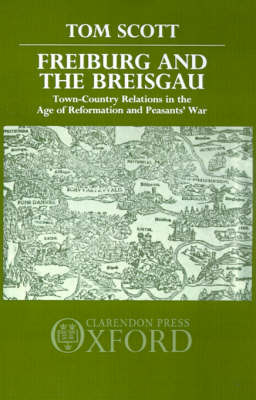 Freiburg and the Breisgau by Tom Scott image