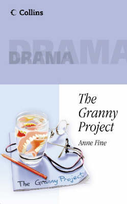 The Granny Project by Anne Fine image