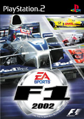 F1 2002 for PlayStation 2