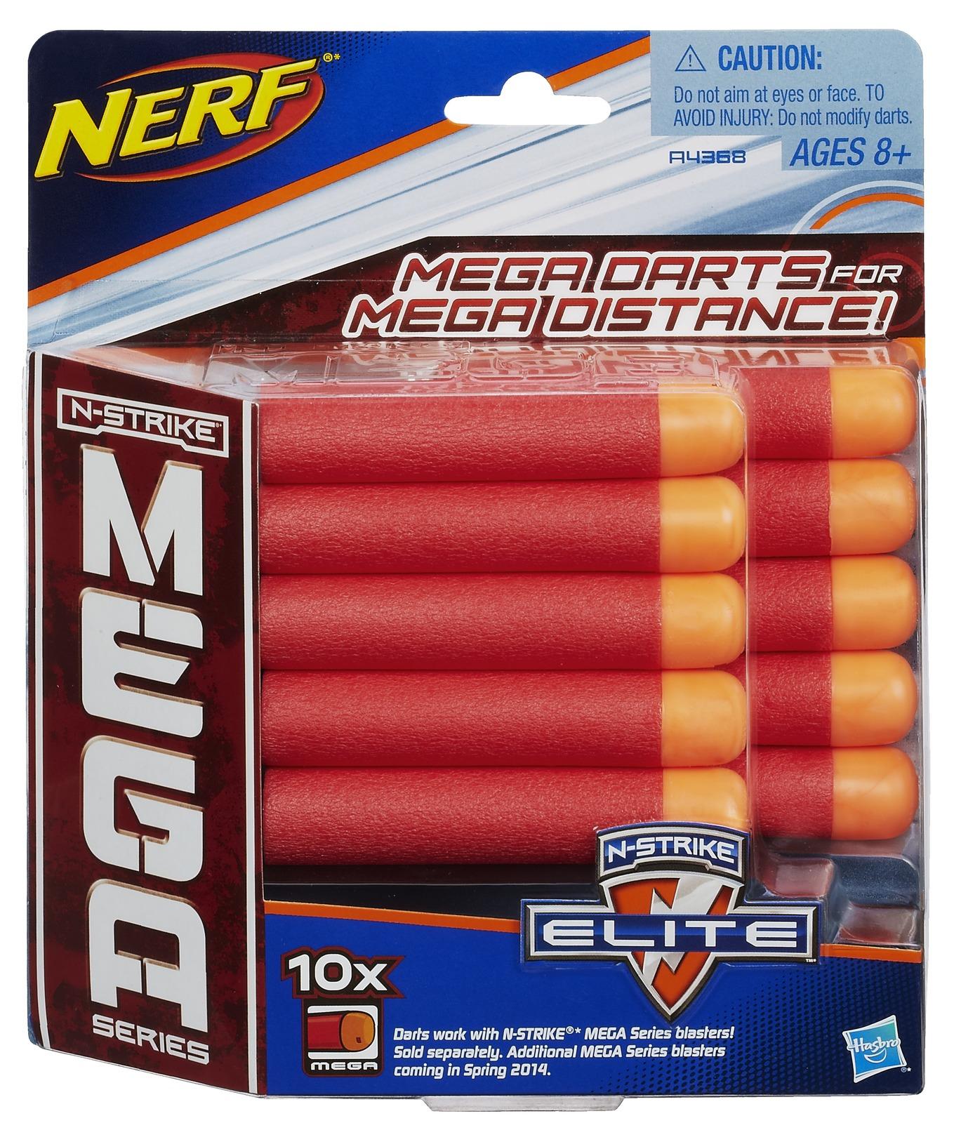Nerf: N-Strike Elite - Mega Dart Refill image