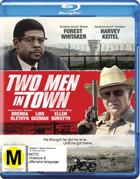 Two Men In Town on Blu-ray