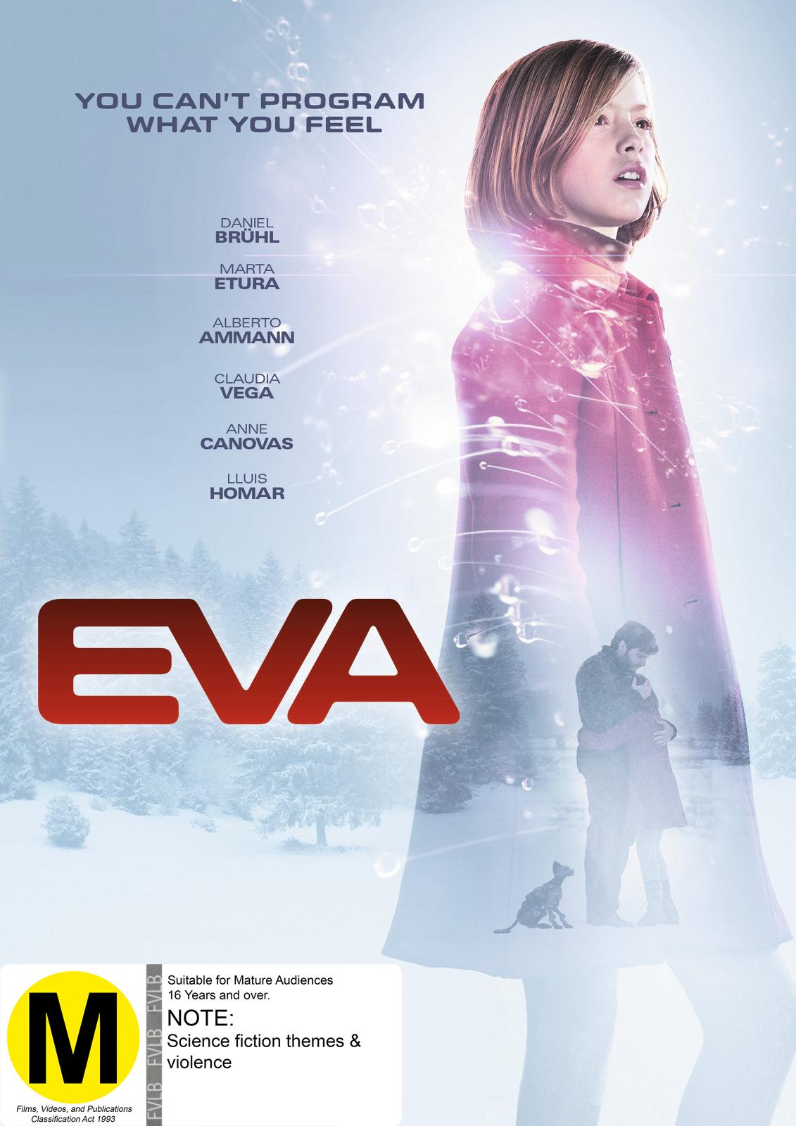 Eva on DVD image