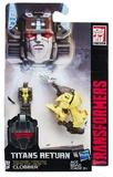 Transformers: Generations - Titan Master Clobber