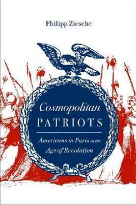 Cosmopolitan Patriots by Philipp Ziesche image