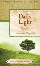 Daily Light by Samuel Bagster image
