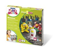 Staedtler Fimo Form & Play Monster Modelling Set