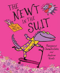 One Newt in a Suit by Andrew Weale image