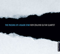 The Passing Of A Black Star by New Zealand Guitar Quartet